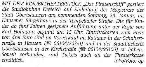 Offenbach post bekanntschaften